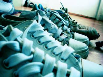 Sneakers 2 by darthkix
