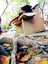 Bench by darthkix