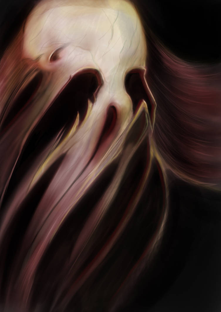 Faces In My Dreams (Final) by GrimDeath636