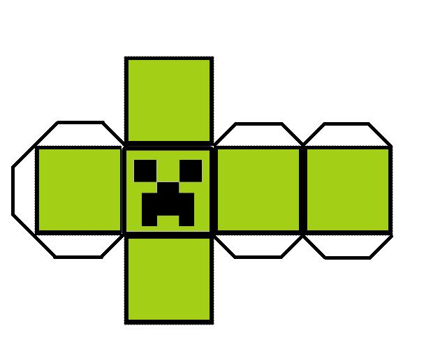 Geometry Dash Papercraft By Snydoarts By Snydoarts On