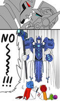 Knightformers: Father's worry 2