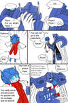 Knightformers: Father's worry 3 END