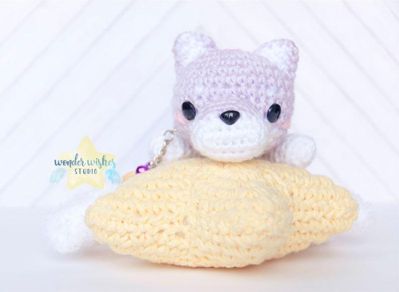 Amazon.com: Crochet Amigurumi Handmade Doll Hello Kitty's Friends ... | 585x800