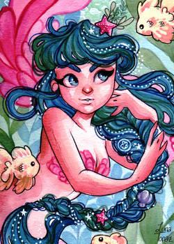 Cute Mermaid
