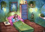 Gail's Room (Night)