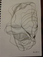 Abstract Face by BringMePenguinDust