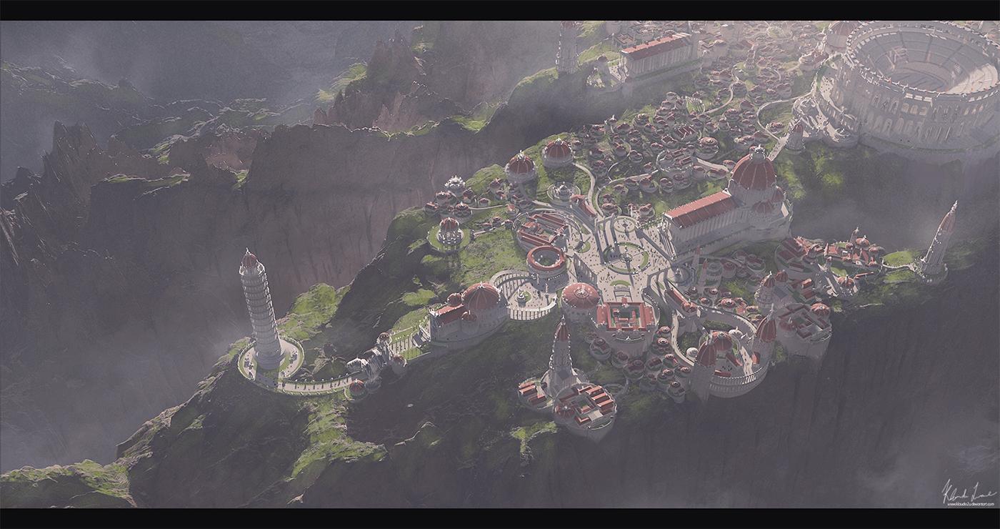 Caesennia, Fera Empire by Klaudio2U