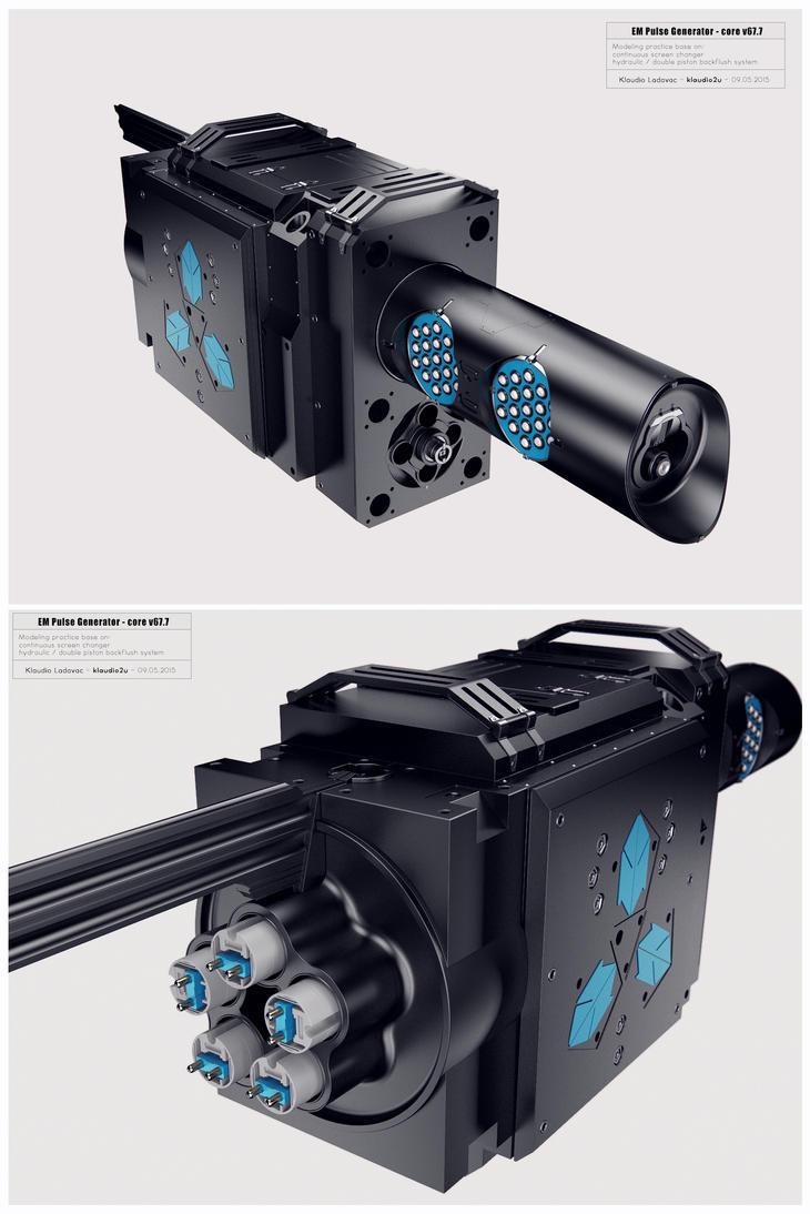 EMPulseGenerator core by Klaudio2U