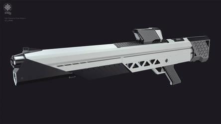 HS Pulse Weapon by Klaudio2U