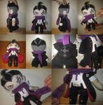 Super Danganronpa 2 Plush doll: Gundham Tanaka
