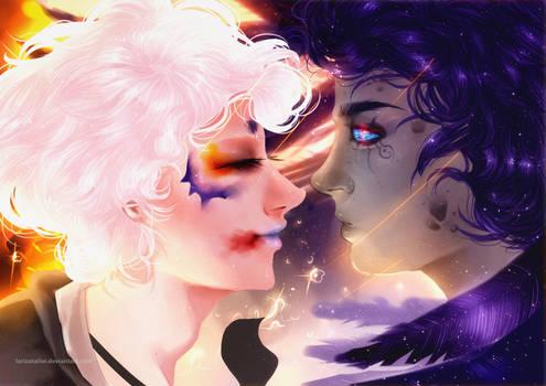 B: The Beginning - Izanami and Koku