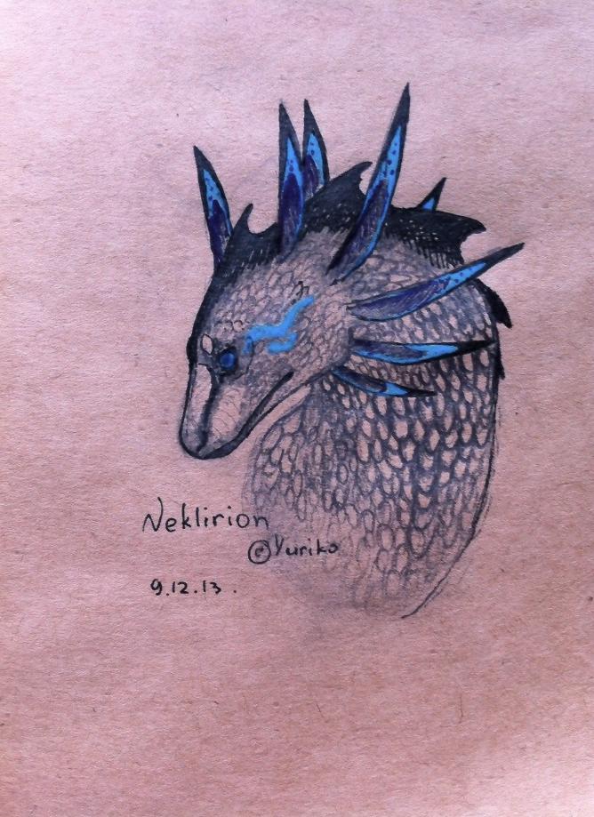 Neklirion by Yuriko-ChildofLily