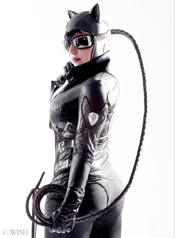 Catwoman I by ReekaValentyne
