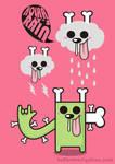 Flu tulang n the cloud