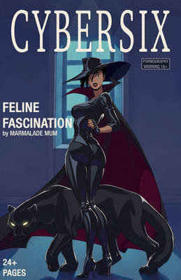 CyberSix Feline Fascination - By Marmalade Mum