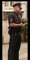 German Police officer.
