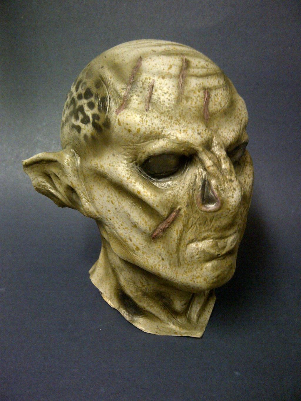 Orc Mask - Broken Nose by Mandala-Studios on deviantART