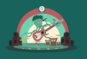 Maestro Octopus