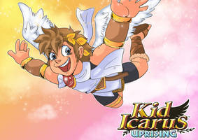 Kid Icarus by Grethe--B