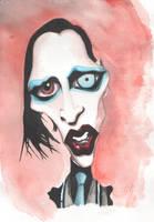 Marilyn Manson by Steveroberts