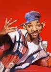 Will Smith caricature 2