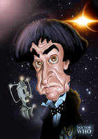 Dr Who 50th Anniversary - Patrick Troughton