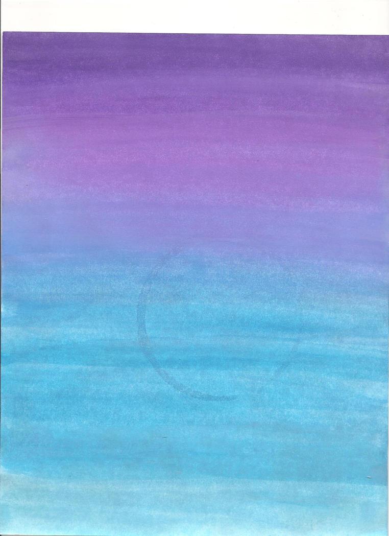 Purple to Blue by fabioweasley