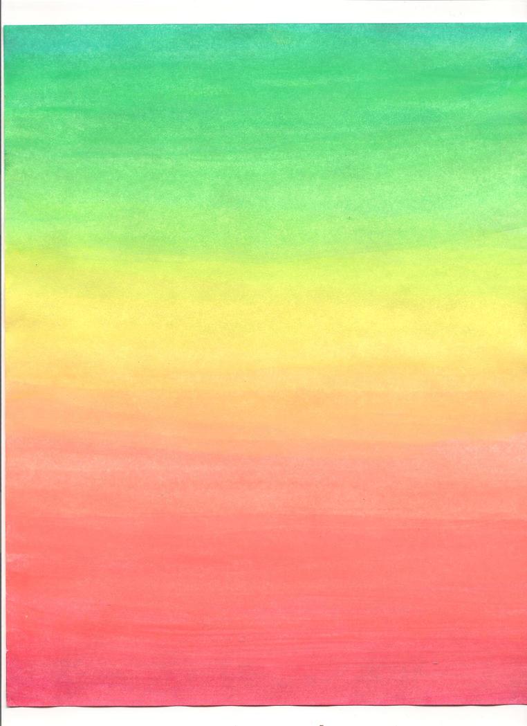 rainbow blend by fabioweasley