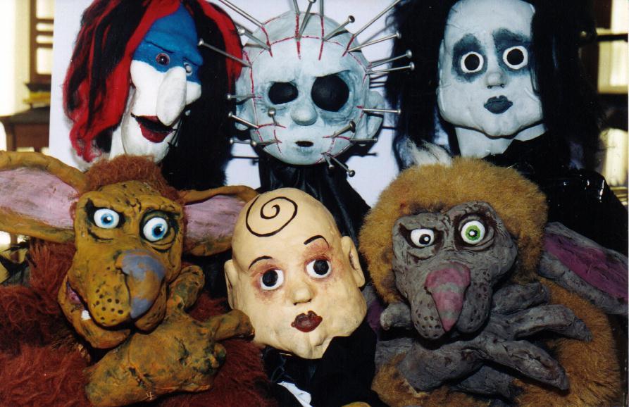 Puppets by Dakanavar