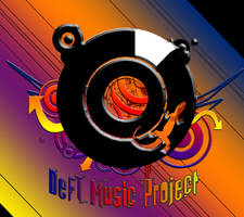 Logo for DeFT Music Project
