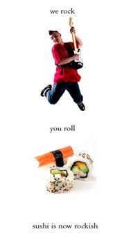 Rockish Sushi