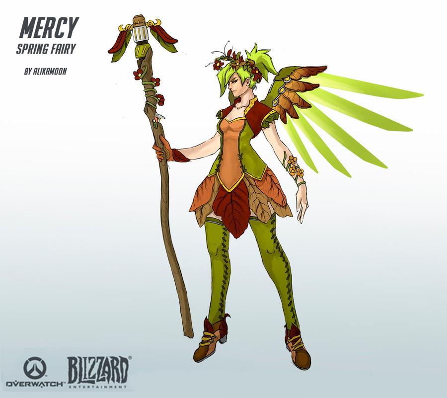 Mercy Spring Skin