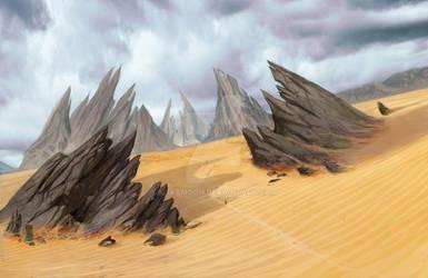 Dune zone