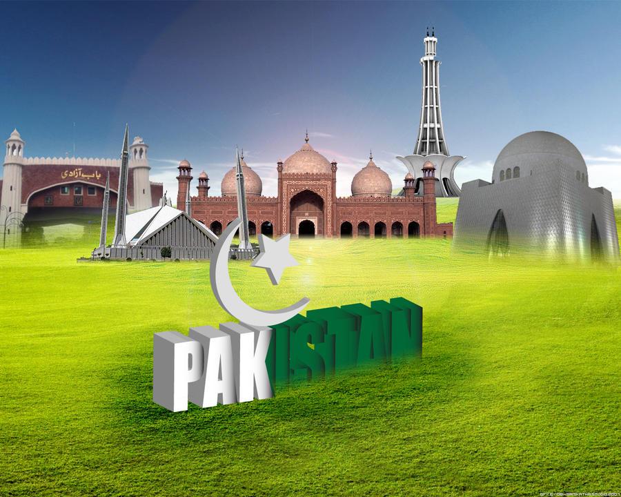 pakistan by Faisalharoon