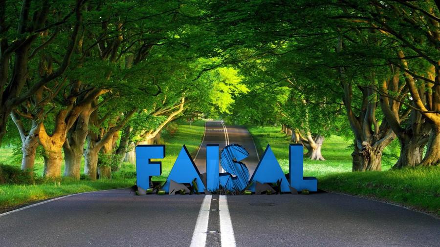 Faisal by Faisalharoon