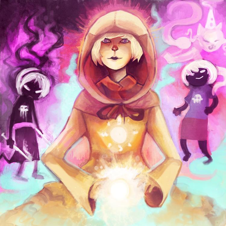 The Seer by AgentCorrina