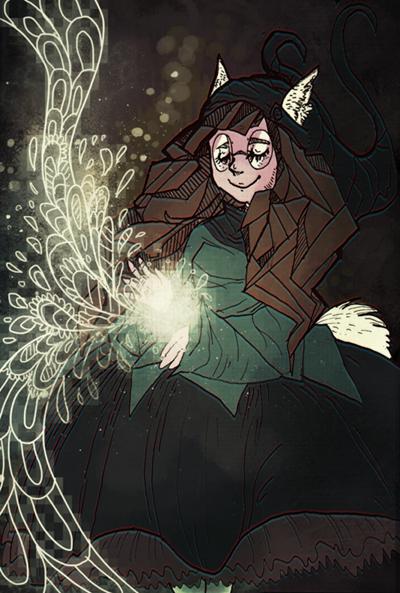 Jade of the Stars by AgentCorrina