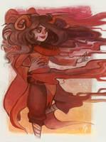 Aradia by AgentCorrina