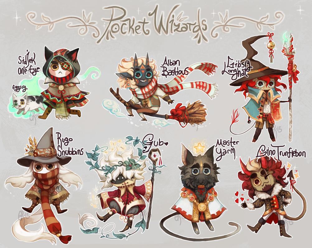 [OTA] Pocket Wizards!! [closed] by AgentCorrina