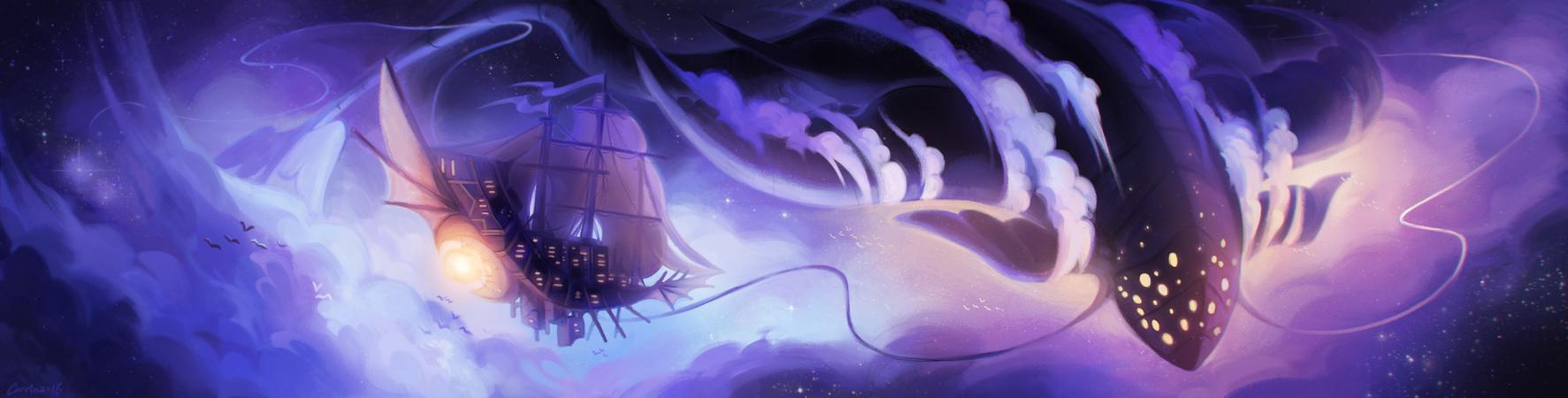 Astral Oceans