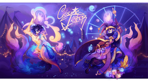 {Auction} Cosmic Jester [closed] by AgentCorrina