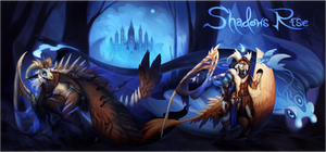 {Custom} Shadows Rise by AgentCorrina