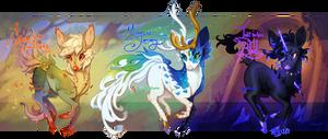 {OTA} Dream Deer [closed] by AgentCorrina