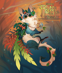 {Event Raffle} Tropical Blooms [CLOSED] by AgentCorrina