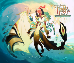 {Event Raffle} Angel of the Sea [closed] by AgentCorrina