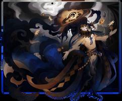 {Custom} Cosmic Jester (Halv)