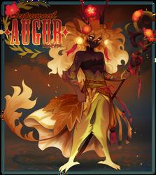 {Auction} Autumnal Augur [closed]