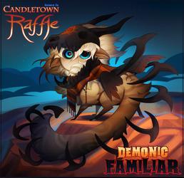 {Event Raffle} Demonic Familiar [open] by AgentCorrina