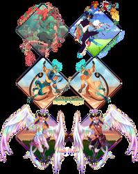 {Advent Flatsale} Artist Freestyle [closed]