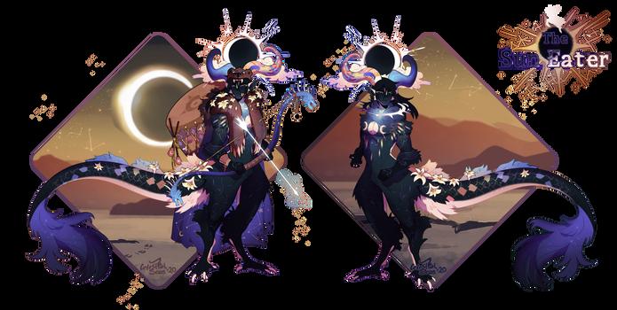 {Advent Auction} Sun Eater [OPEN]
